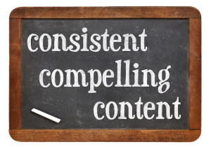 Consistent Compelling Content for Your SEO Optimized Website